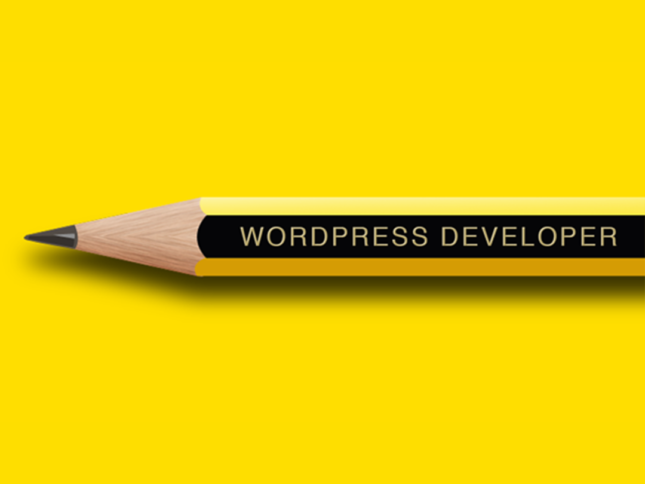 WordPress Developer Job Opportunity