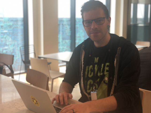 Introducing Ross, our new developer